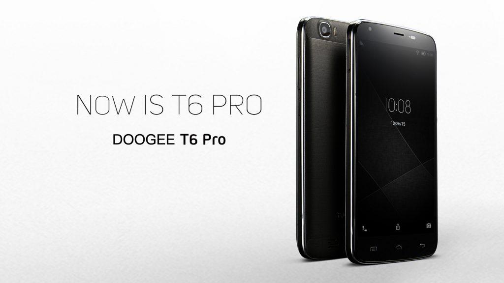 DOOGEE T6 Pro 4G Phablet
