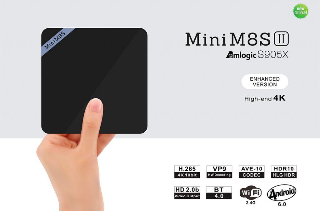 מיני M8S II