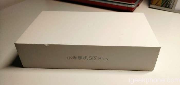 Revisão do Xiaomi Mi5S Plus 6GB / 128GB - Uma incrível