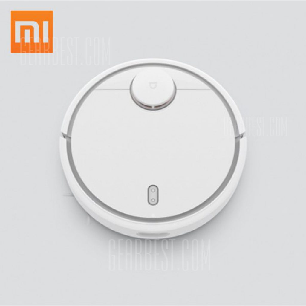 xiaomi mi robot vacuum cleaner, coupon, gearbest