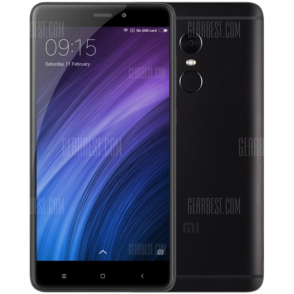a5d8dd6f528  166 with coupon for Xiaomi Redmi Note 4 4G Phablet Global Version 4GB+64GB  BLACK from GearBest - China secret shopping deals and coupons