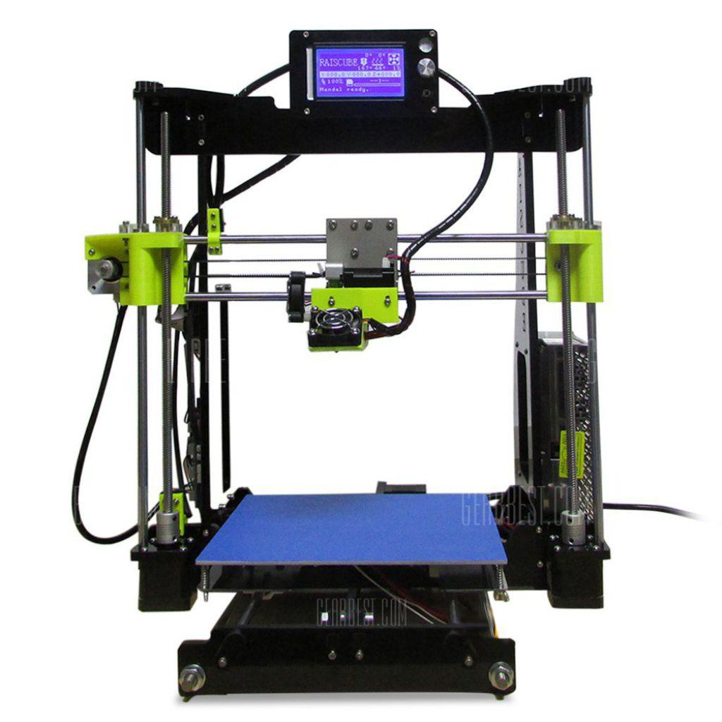 183 CON CUPÓN para impresora Prusa I3 3D - NEGRO DE ENCHUFE de EE ...