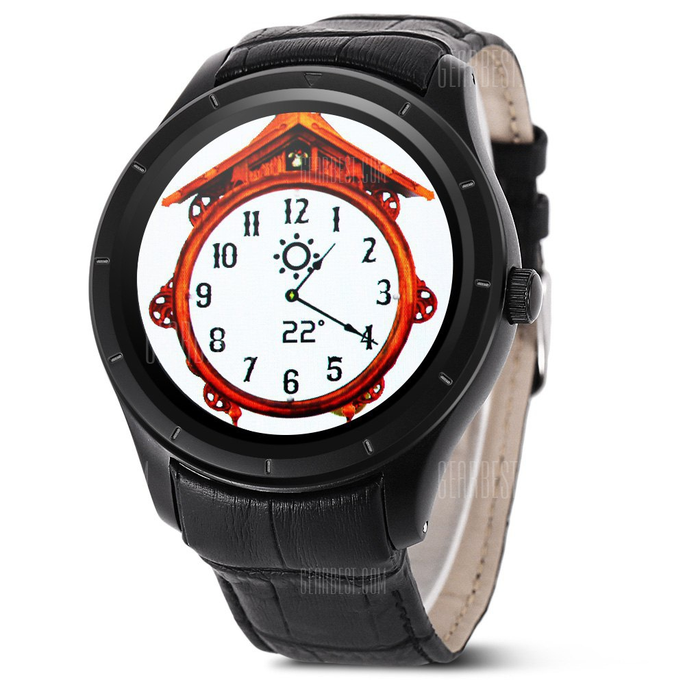 $69 with coupon for FINOW Q3 Plus 3G Smartwatch