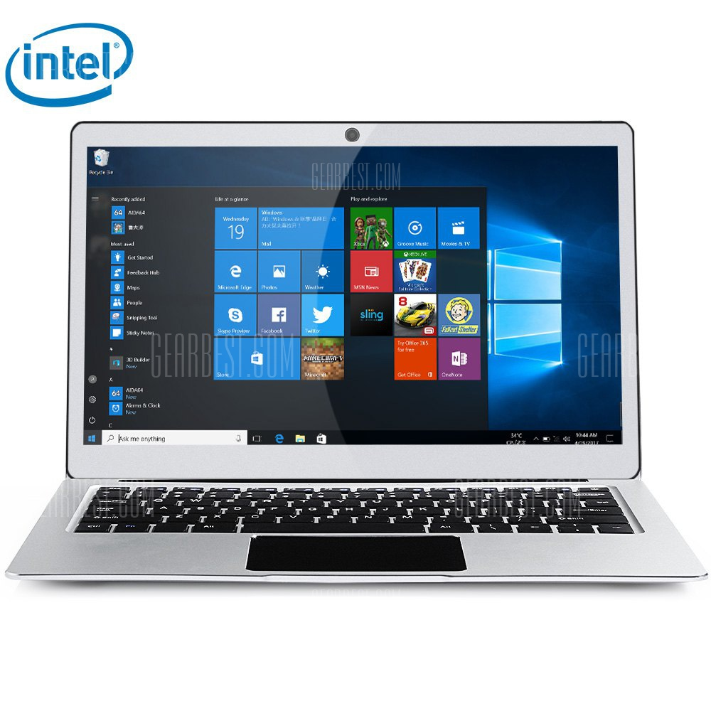 239 With Coupon For Jumper Ezbook 3 Pro Notebook Dual