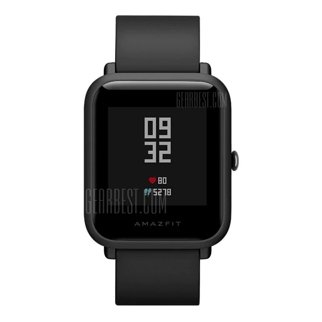 $66 presale for Original Xiaomi AMAZIFT Smartwatch ...