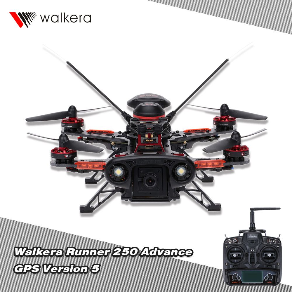 Only 229 For Original Walkera Runner 250 Advance Gps Version 5 Fpv Drone From Rcmoment