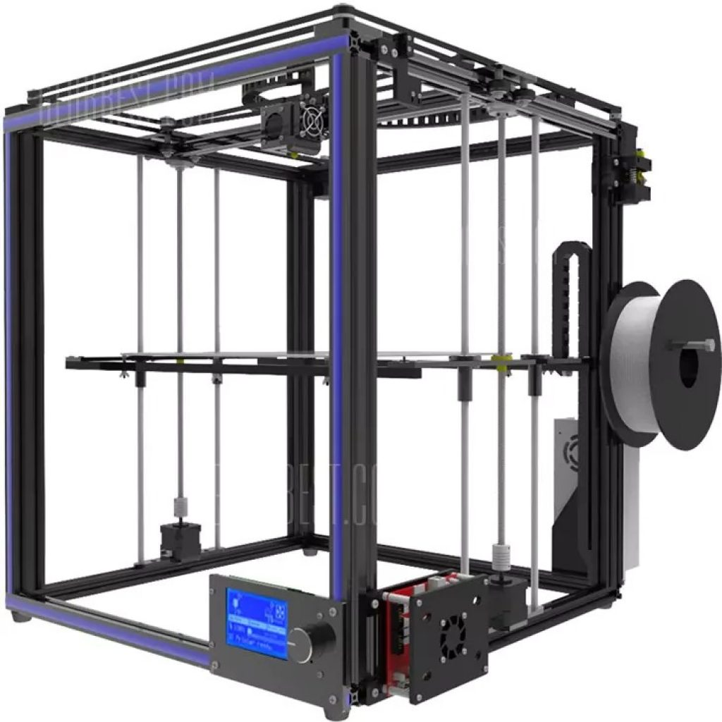 $259 with coupon for Tronxy X5S High-precision Assembly Metal Frame ...