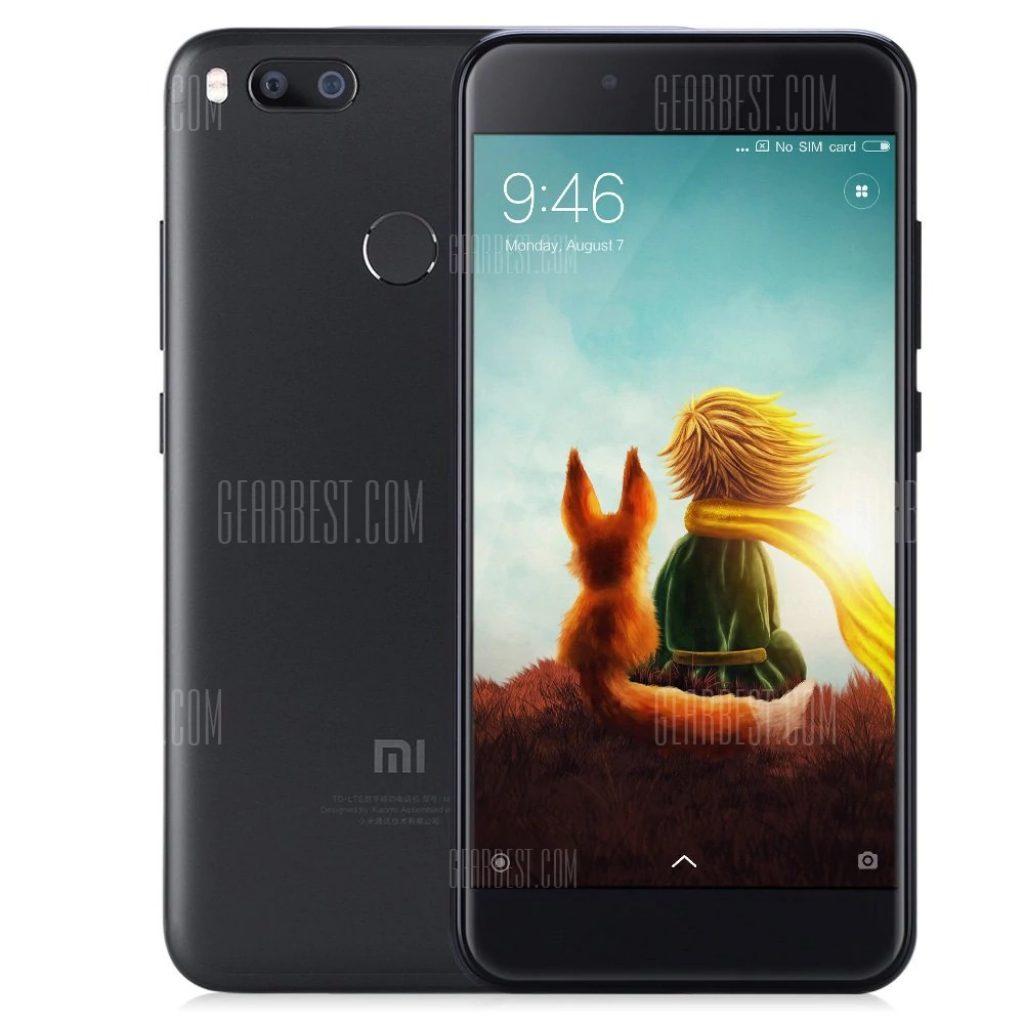 Xiaomi Mi 5X 32GB ROM 4G Phablet only $205.61 today