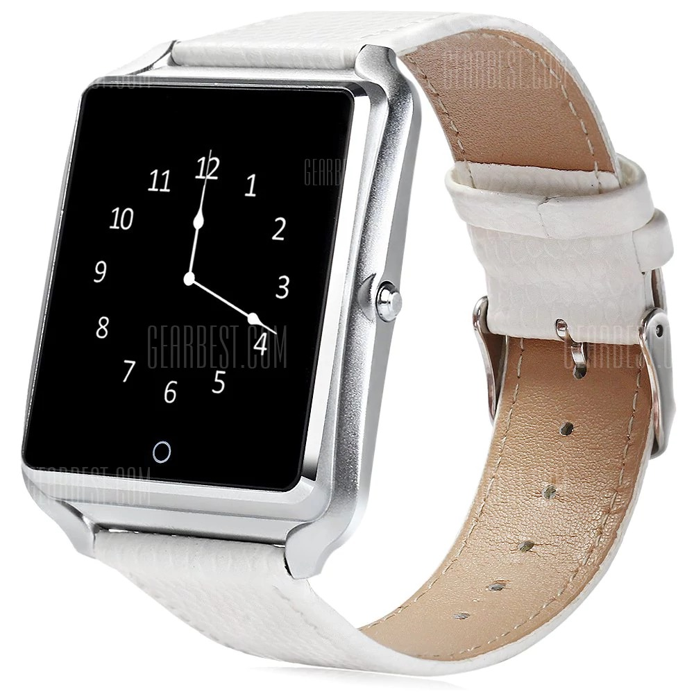$7 with coupon for Bluboo Bluetooth U watch Smartwatch ...