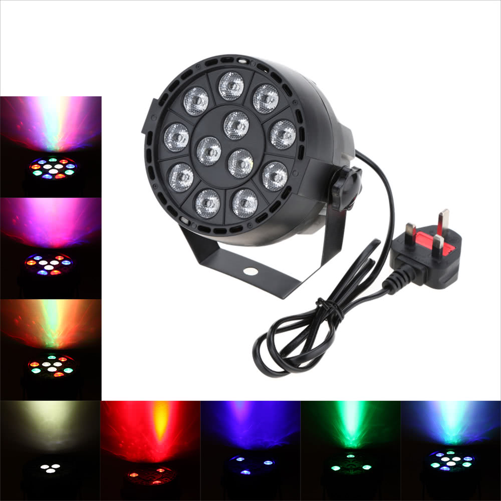 $6 OFF DMX-512 LED RGBW Stage Light,shipping From DE