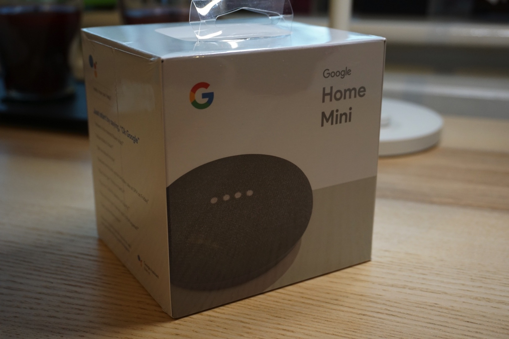 Google Home Mini Unboxing And First Impressions China Secret Shopping Deals And Coupons