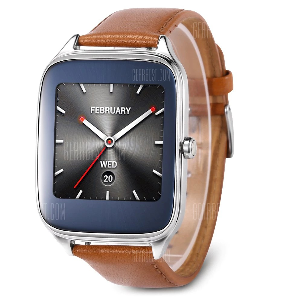 $106 with coupon for ASUS ZenWatch 2 ( WI501Q ) Smartwatch ...