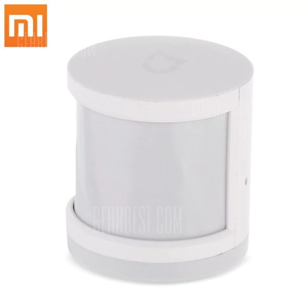 Original Xiaomi Smart IR Human Body Sensor Intelligent APP Control Home  Equipment