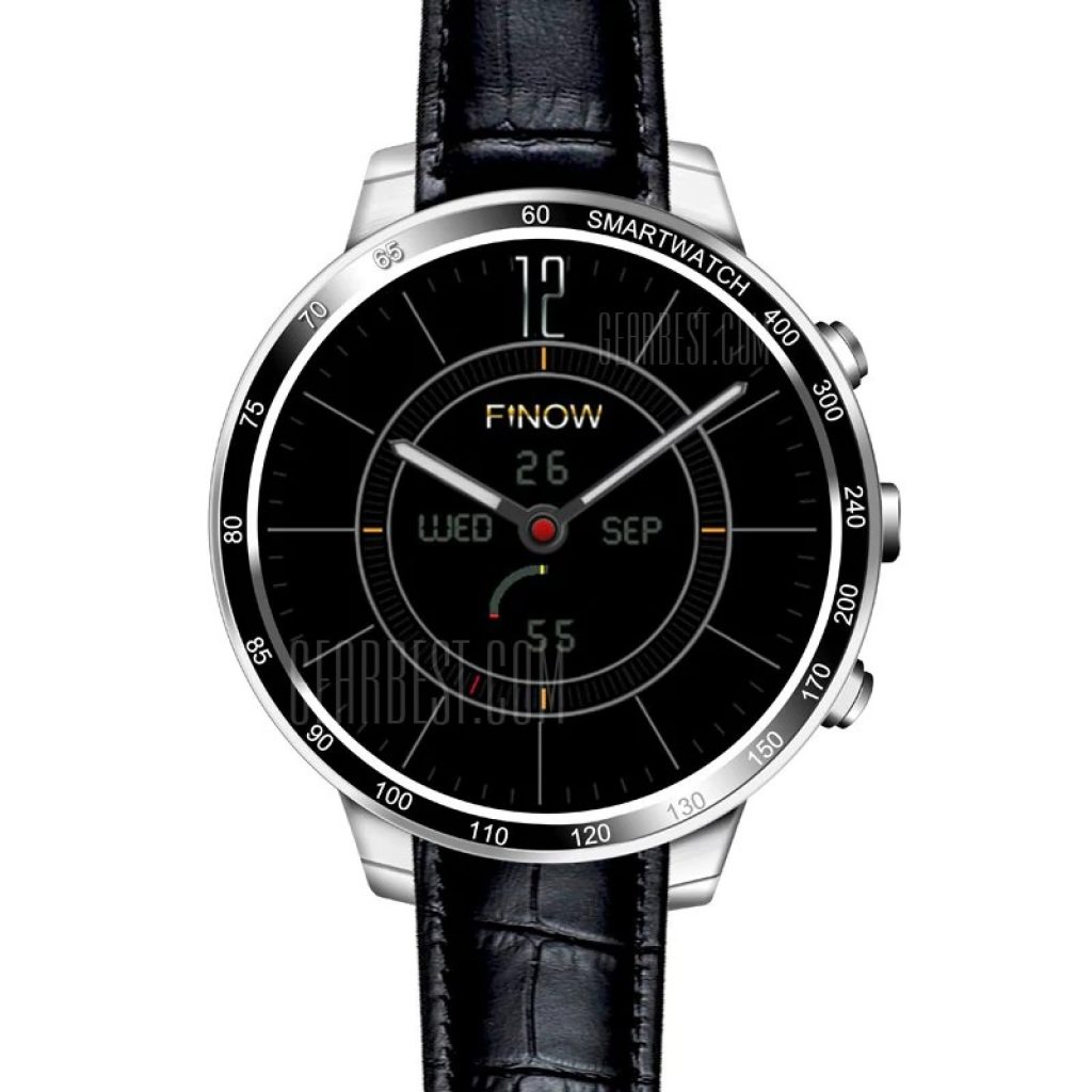 $59 with coupon for FINOW Q7 Plus 3G Smartwatch Phone ...