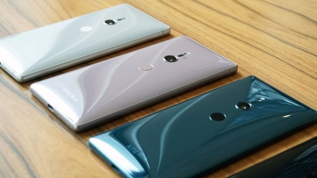 Sony Xperia XZ2 and XZ2 Compact