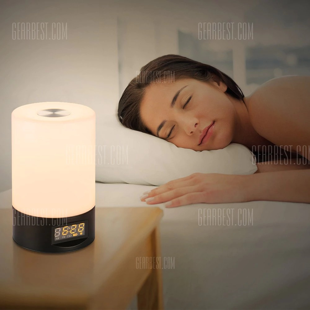 16 With Coupon For Utorch Wake Up Light Touch Sensor
