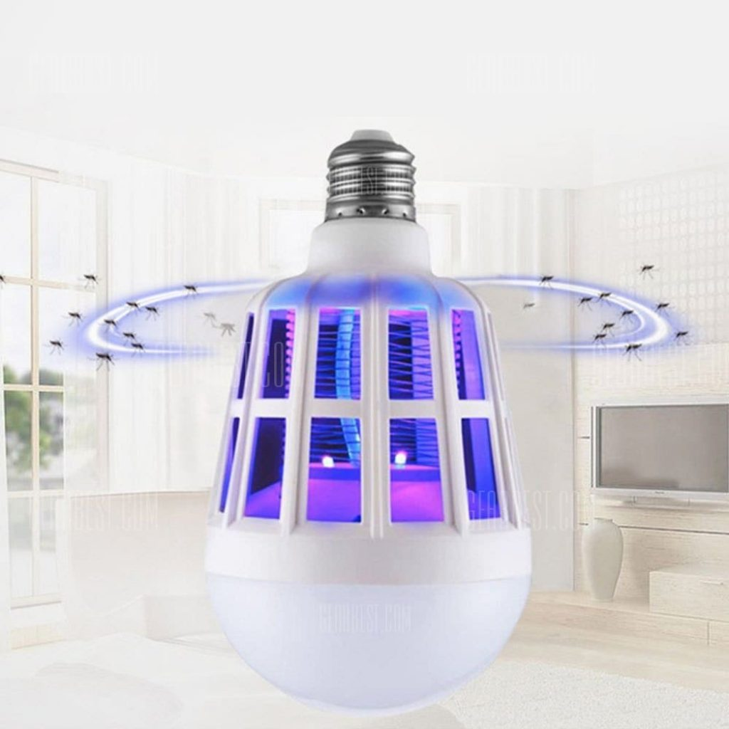 gearbest, BRELONG LED Mosquito Home Lighting Bulb