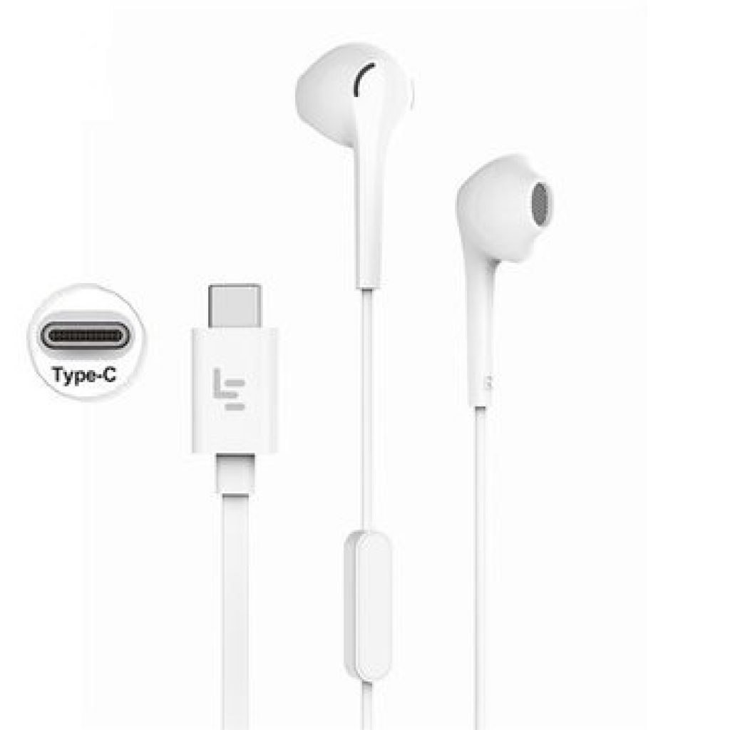 €15 with coupon for Huawei Hi-Res USB Type-C Earphone Wired Control ...