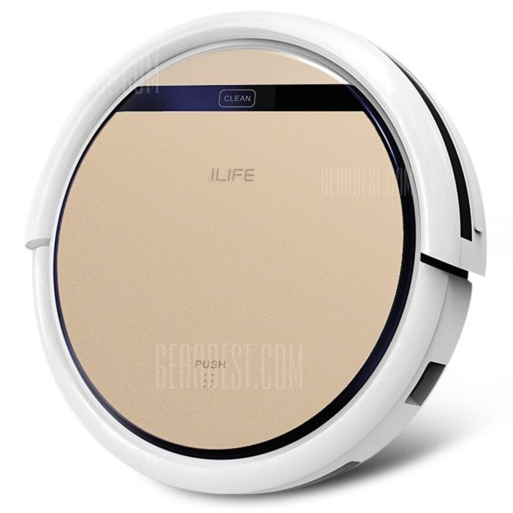gearbest, ILIFE V5S Pro Intelligent Robotic Vacuum Cleaner