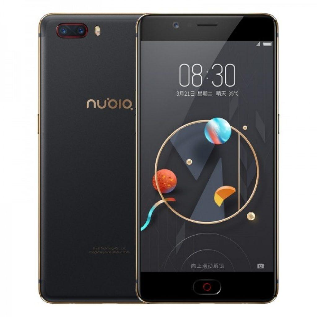 Nubia M2 Global Rom 5.5 Smartphone