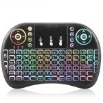 gearbest, Viboton i8 Mini Backlight Wireless Keyboard Touchpad Mouse