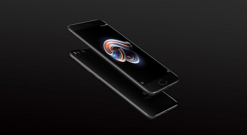 Xiaomi-Mi-Note-3 điện thoại thông minh bangood