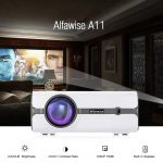 gearbest, Alfawise A11 LCD 2000 Lumens Home Theater Mini Projector