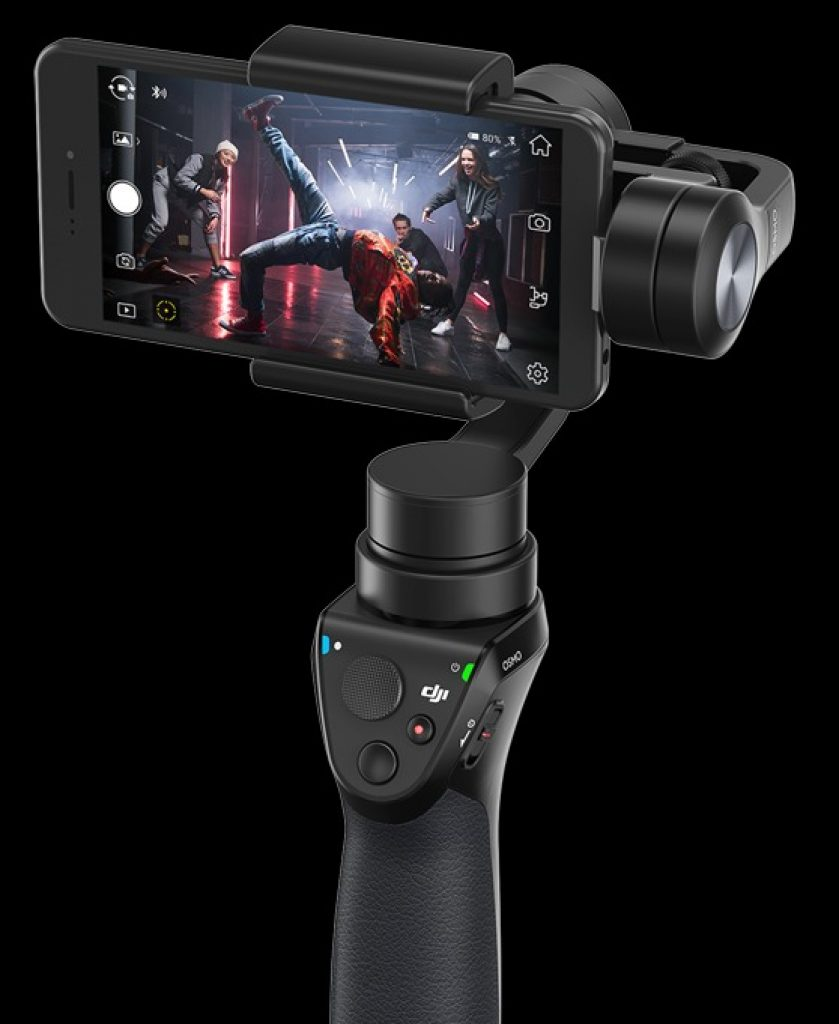 बैंगगूड, गियरबेस्ट, डीजेआई ओएसएमओ मोबाइल एक्सएनएनएक्स हैंडहेल्ड जिम्बल स्टेबलाइज़र स्मार्टफोन के लिए