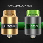 gearbest, Geekvape LOOP Side Airflow Control RDA - BATTLESHIP GRAY