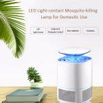 gearbest, LED Electric Mosquito Killer Lamp Indoor Bug Zapper