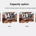 gearbest, MIXZA TOHAOLL U3 High Speed Micro SD Memory Card 64GB