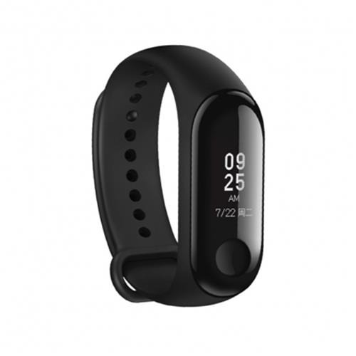21 With Coupon For Xiaomi Mi Band 3 Smart Bracelet Hk