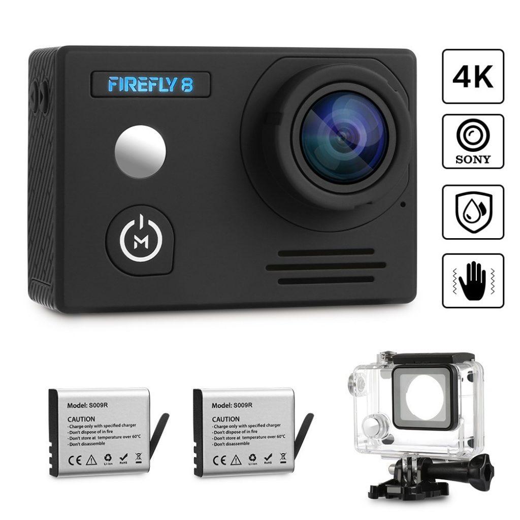 gearbest, Siroflo FIREFLY 8 4k 2160P Action Camera