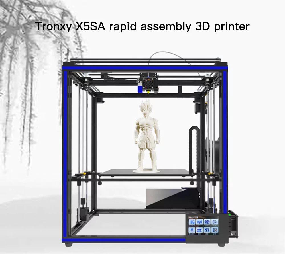 $ 289 Mit Gutschein Für Tronxy X5SA Hochleistungs-DIY-3D