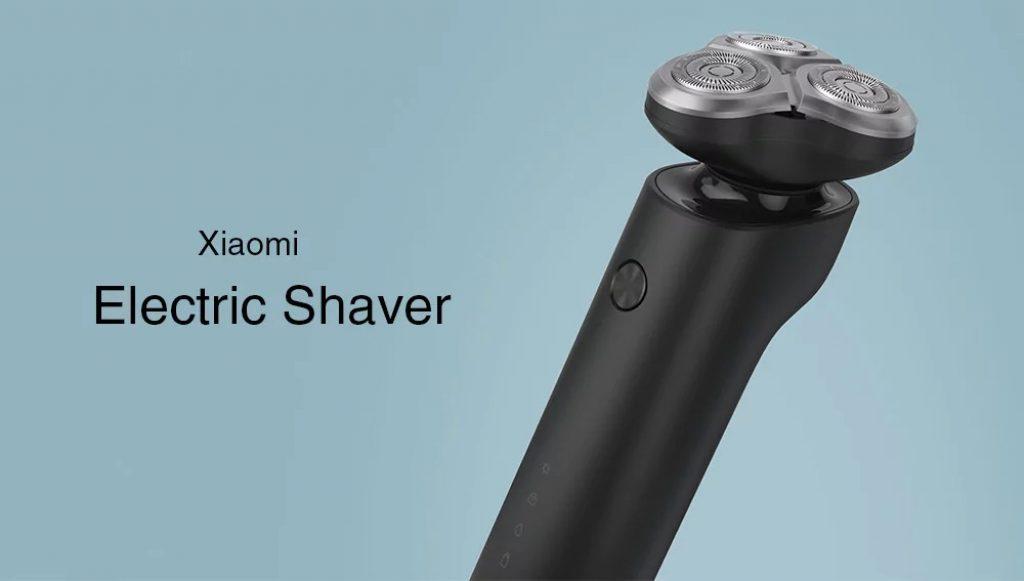 banggood, kupon, gearbest, Xiaomi MJTXD01SKS 360 Gelar Float Shaver Alat Cukur Listrik