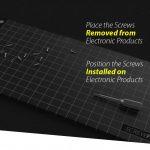 gearbest, Xiaomi Mijia Wowstick Wowpad 2 Magnetic Position Screw Plate