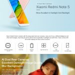 Xiaomi redmi note 5 geekbuying