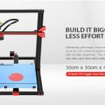 gearbest, Alfawise U20 Large Scale 2.8 inch Touch Screen DIY 3D Printer