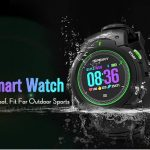 coupon, gearbest, NO.I F13 Smart Watch - GRAY