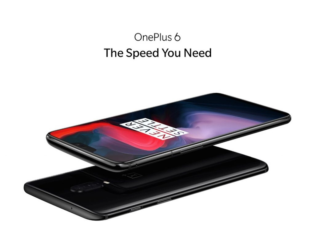 OnePlus 6T 6.41 Inch 3700mAh Fast Charge Android 9.0 8GB RAM 128GB ROM Snapdragon 845 4G Smartphone - Mirror Black