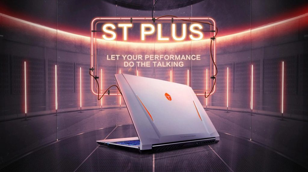 Gearbest, ThundeRobot ST Plus Gaming Laptop