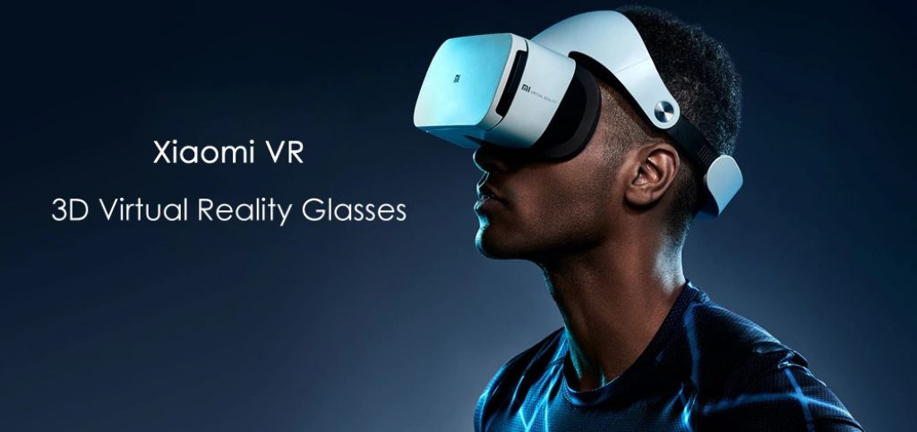 gearbest, Xiaomi VR 3D Glasses with Remote Controller