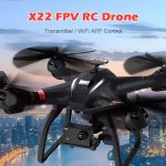 coupon, gearbest, BAYANGTOYS X22 1080P WiFi FPV RC Drone