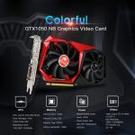 coupon, gearbest, Colorful Nvidia Geforce GTX1050 NB Graphics Video Card