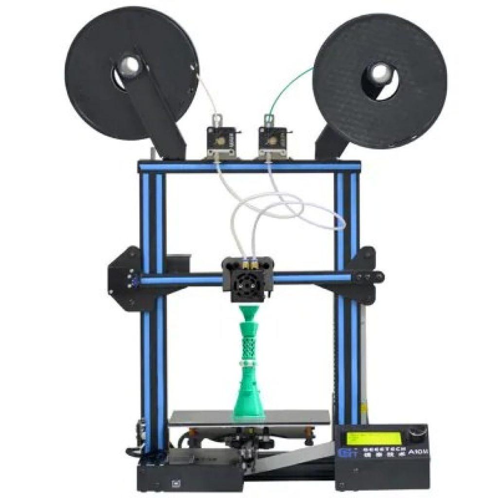 coupon, gearbest, Geeetech A10M Mix-color 3D Printer