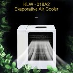 coupon, gearbest, KLW - 018A2 Mini Evaporative Air Cooler Portable Humidifier Purifier with Light