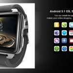 coupon, gearbest, LEMFO LEM4 PRO 3G Smartwatch Phone