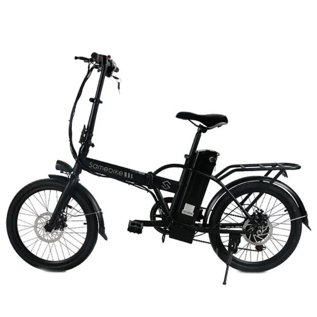 Samebike JG - 20 Smart Bike Dirt Bike Moped Electric Bike E-bike