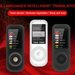coupon, gearbest, T2 Intelligent Voice Translator