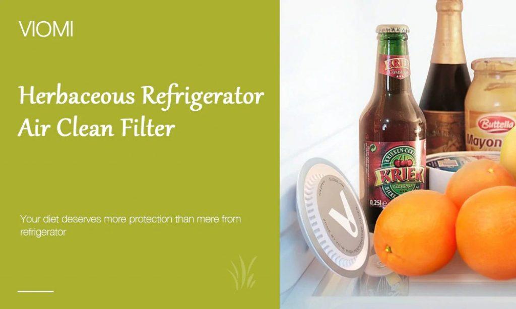 Kühlschrank Filter : 7 mit gutschein für viomi herbaceous kühlschrank luft clean facility